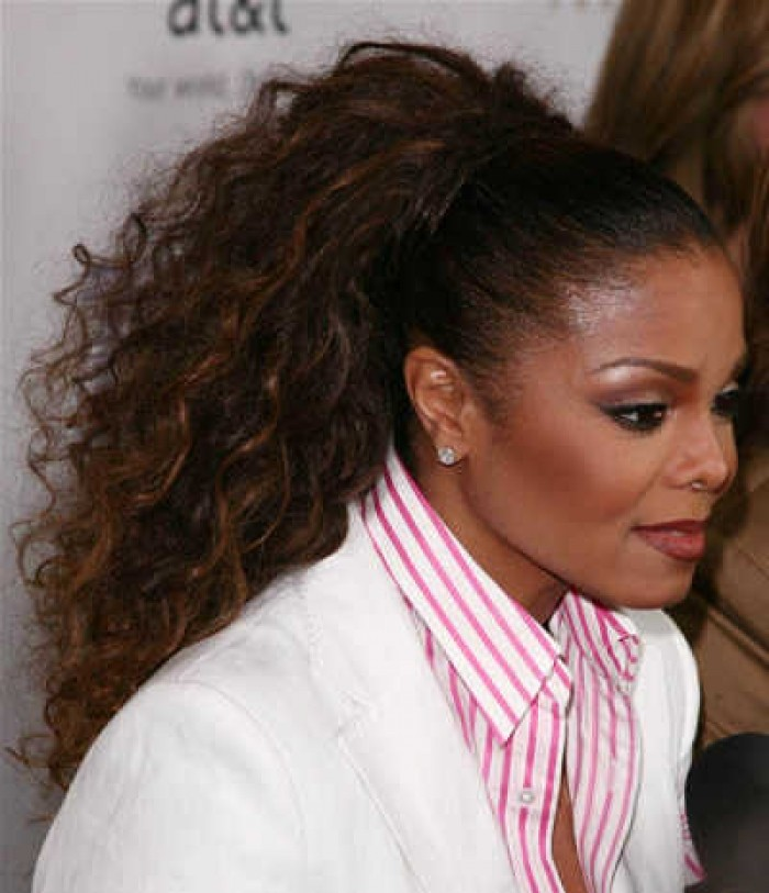 12 Best Ponytail Hairstyles for Black Women with Black Hair